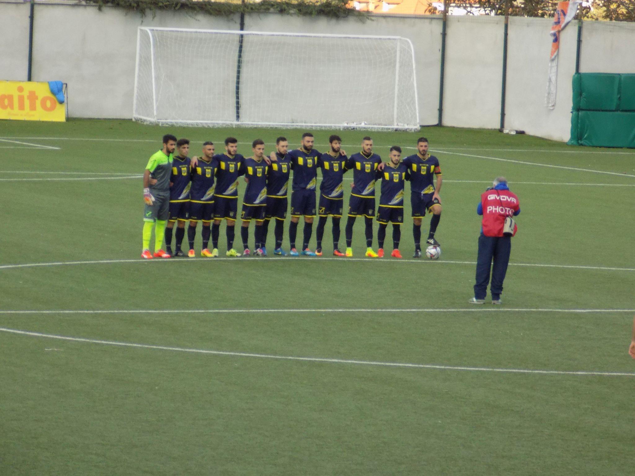 Serie D Girone I: Gragnano – Sarnese 3-1