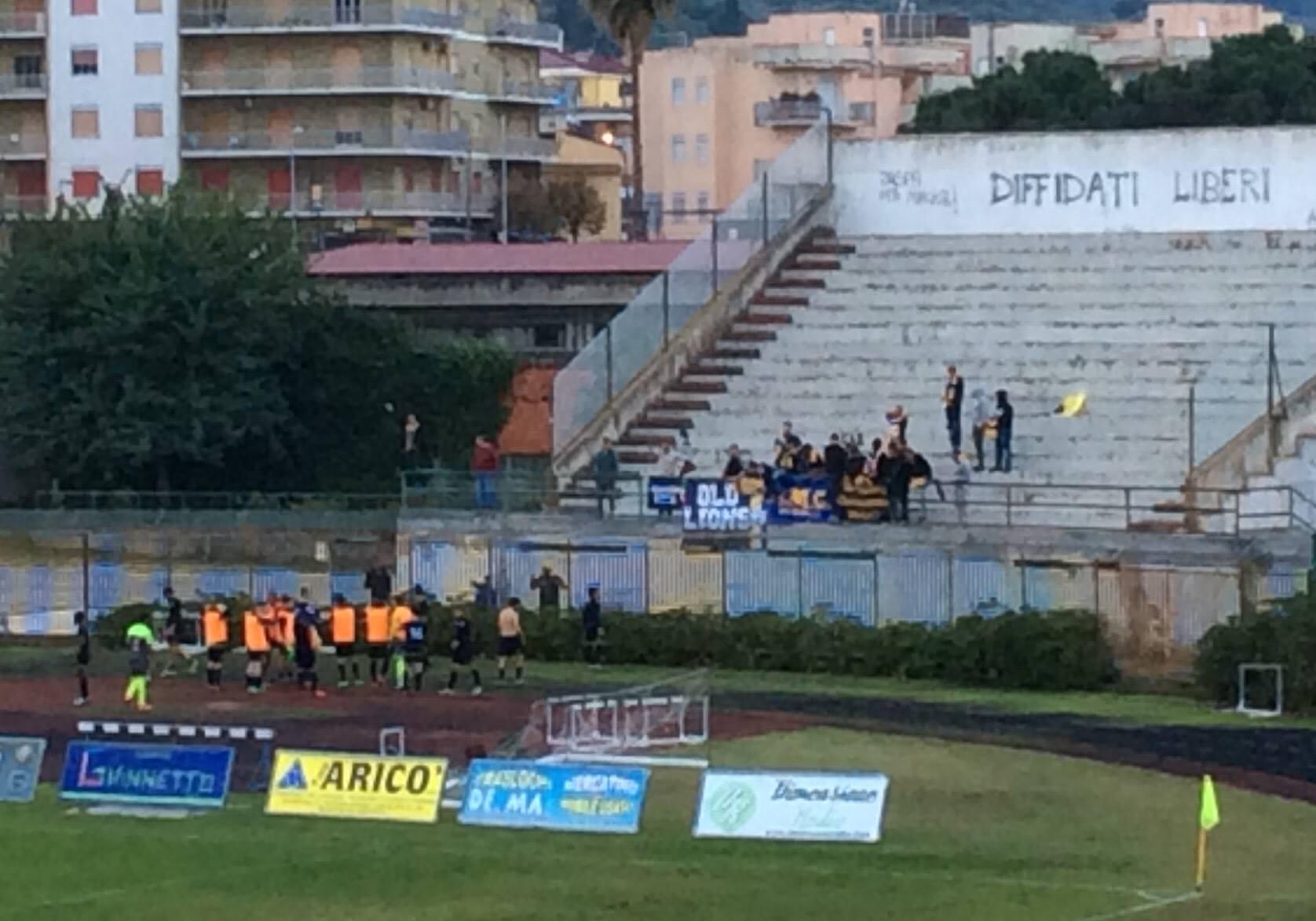 Serie D Girone I: Igea Virtus – Gragnano 2-0