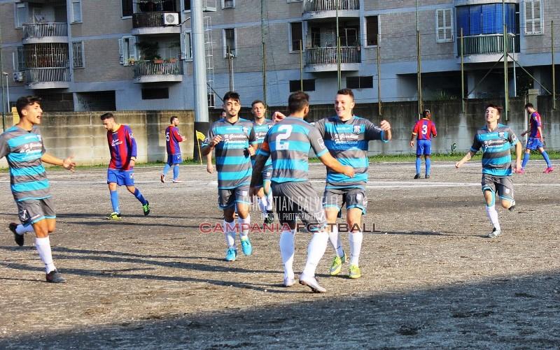 Promozione girone B | Oratorio Don Guanella Scampia 2-0 Summa Rionale Trieste