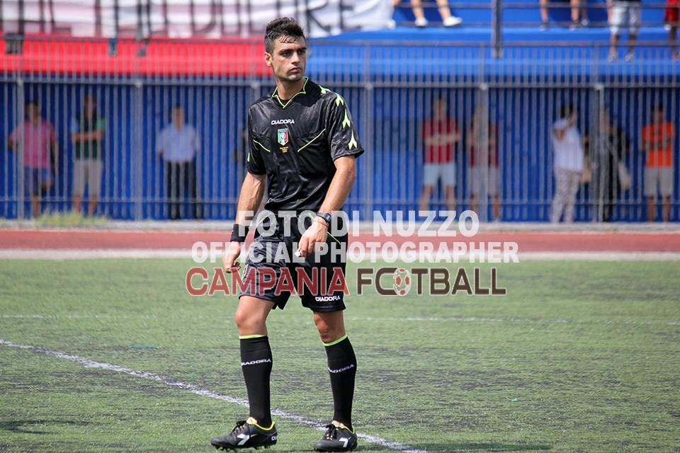 Coppa Italia, designazioni: Rus Vico-San Vito Positano a Cesarano di Nocera Inferiore