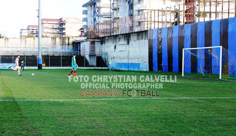 FOTO | Fair play Castrovillari, gol Del Sorbo