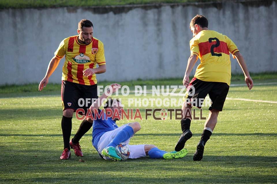 FOTO | Promozione Girone C: Fc Paolisi 92-Sporting Accadia 2-1
