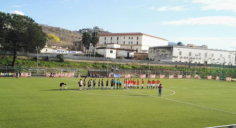 Faiano corsaro allo Sporting Club, il Nola si arrende per 1-0