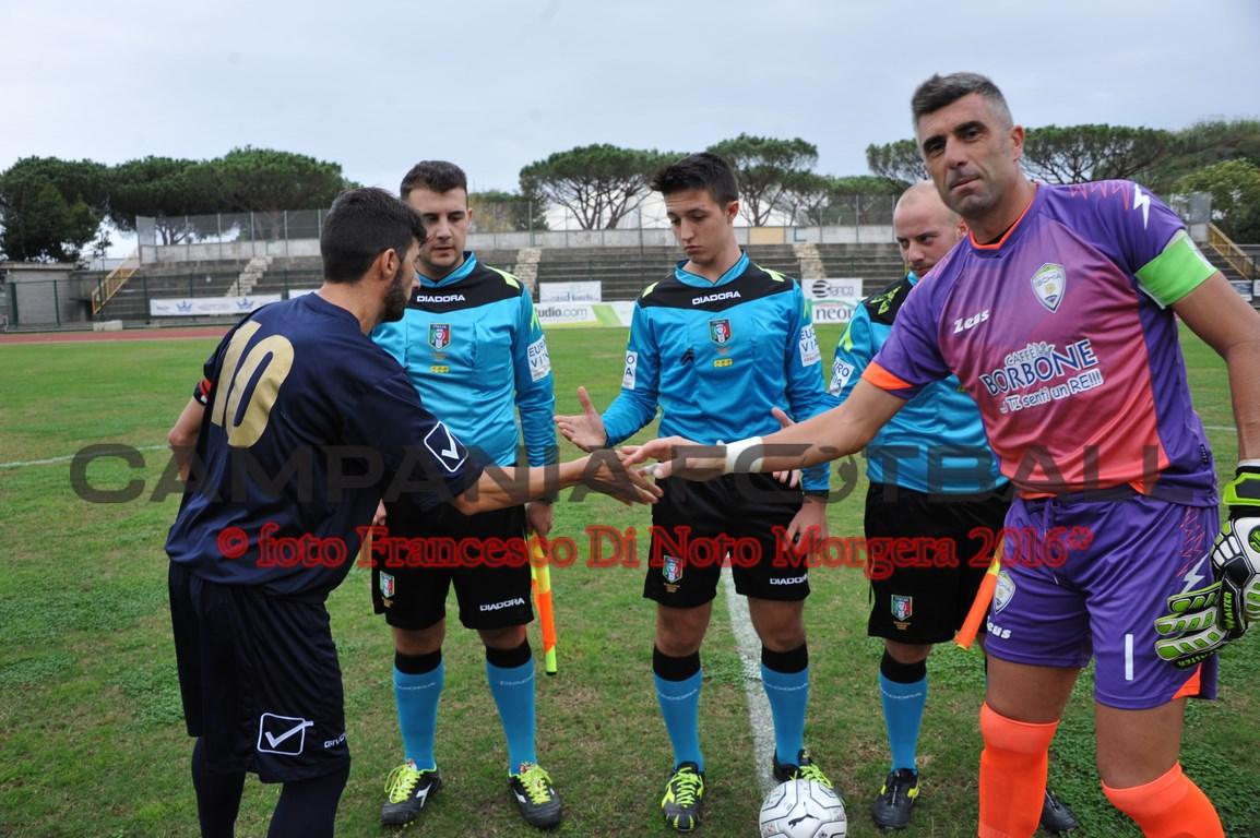 Promozione gir B: Monte di Procida supera il Massalubrense  con un secco 3-0