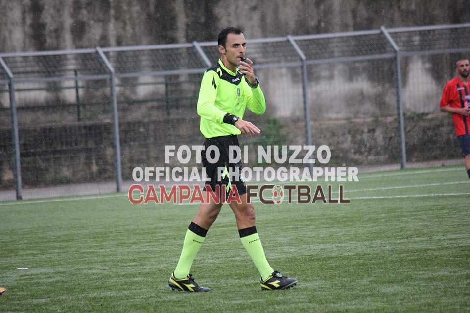 Coppa Italia, designazioni: Ozzella dirige Afragolese-Portici