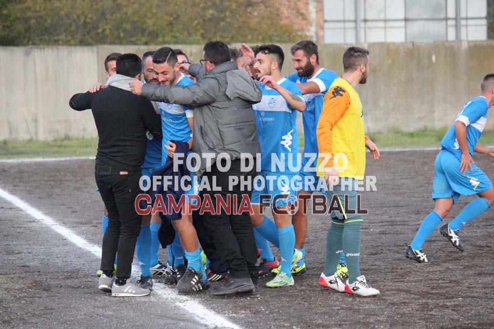 Promozione\B | Vittoria con goleada per la prima della classe Bacoli Sibilla