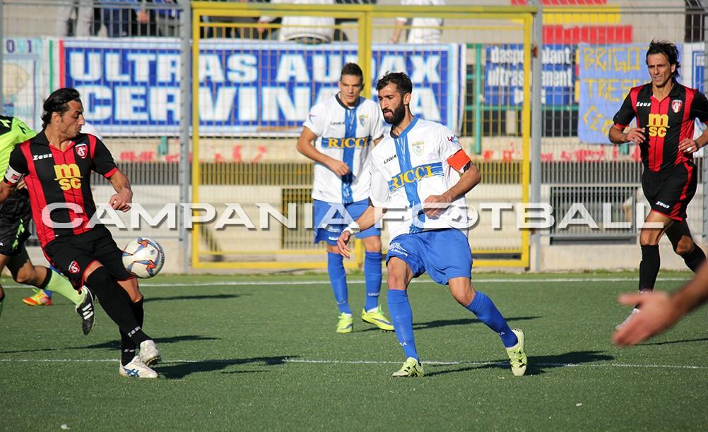 Calciomercato, colpo amarcord per l'Audax Cervinara: torna Simone Cioffi