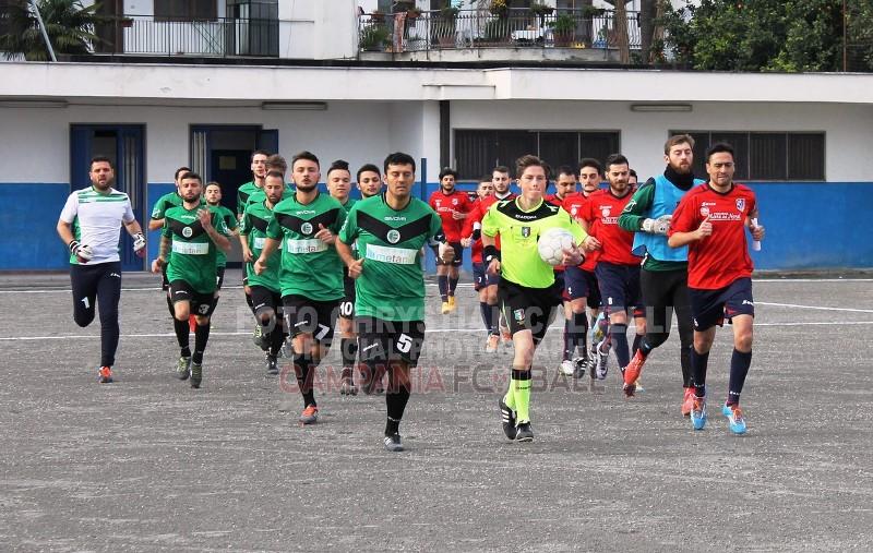 VIDEO | 1° Categoria Campania [girone A] | Athletic Poggiomarino 1-1 Virtus Liburia