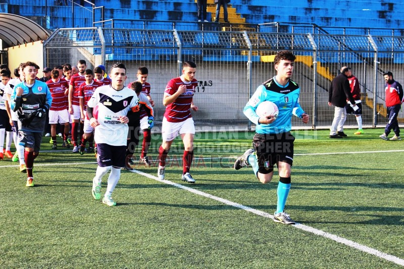 FOTO | Juniores Regionale | Casalnuovo 1-0 Comprensorio Casalnuovese