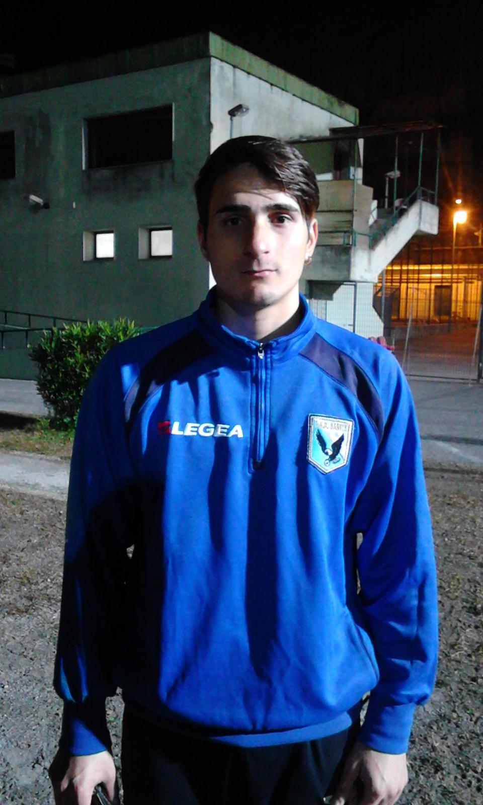 Asd Sanita Calcio comunicato stampa n° 4 stagione sportiva 2016-2017