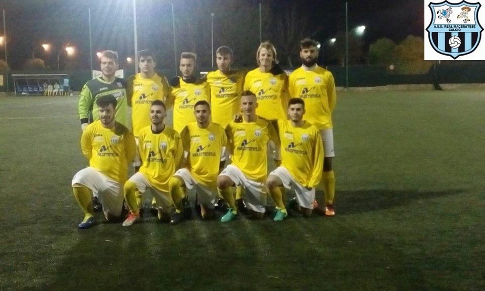 """Promozione gir A:La Real Maceratese perde nel silenzio del """"Progreditur"""" di Marcianise contro l'Albanova"""