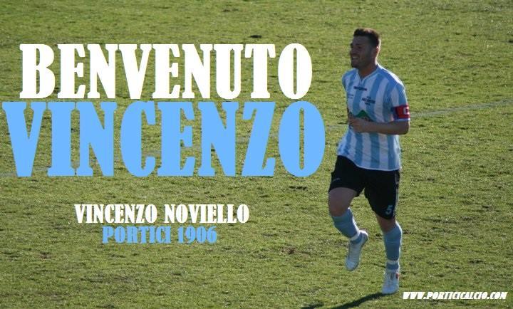 Portici, colpo in difesa: arriva Vincenzo Noviello