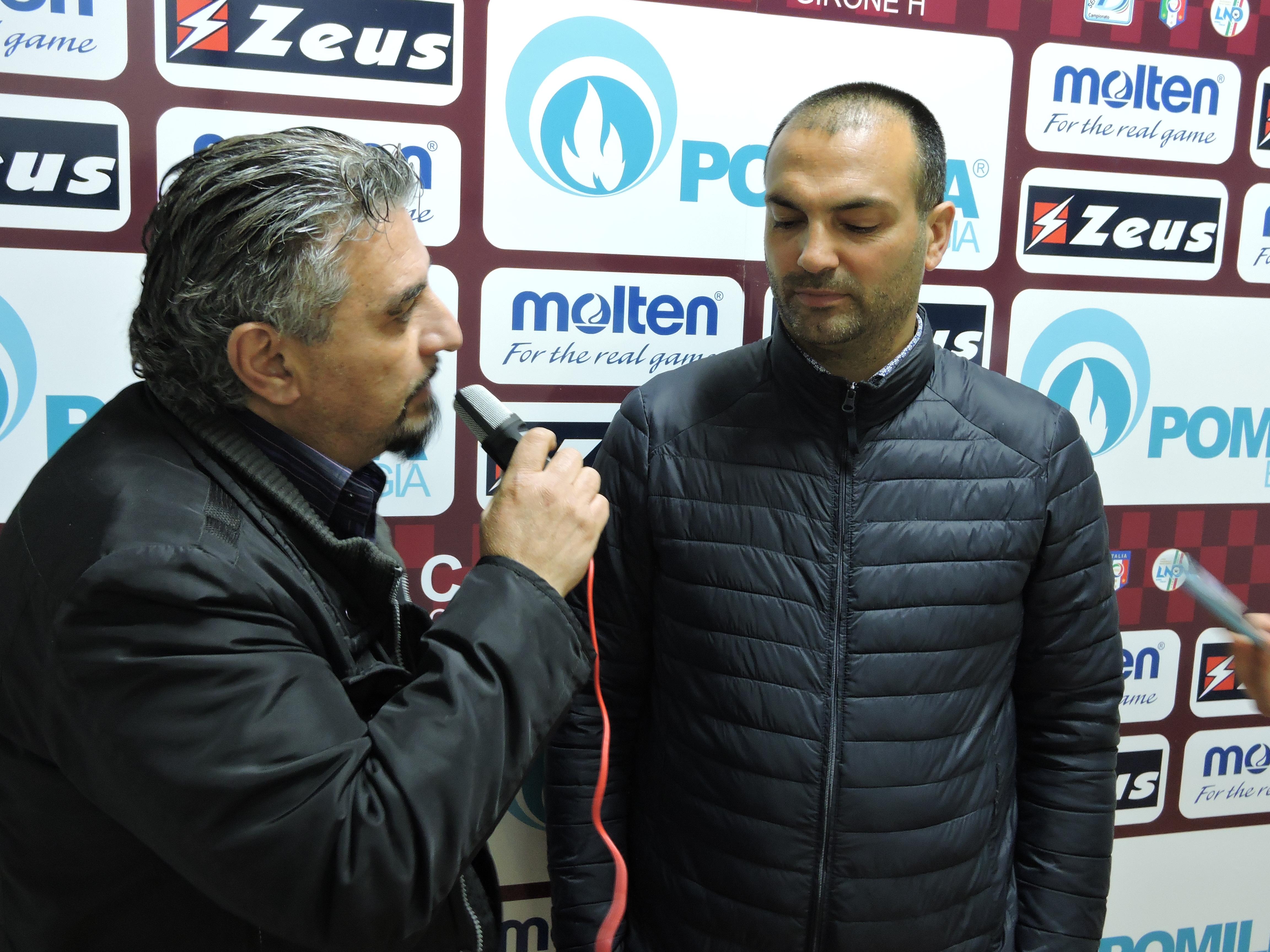 L'ex Pomigliano Avella in prova con una squadra di Serie C