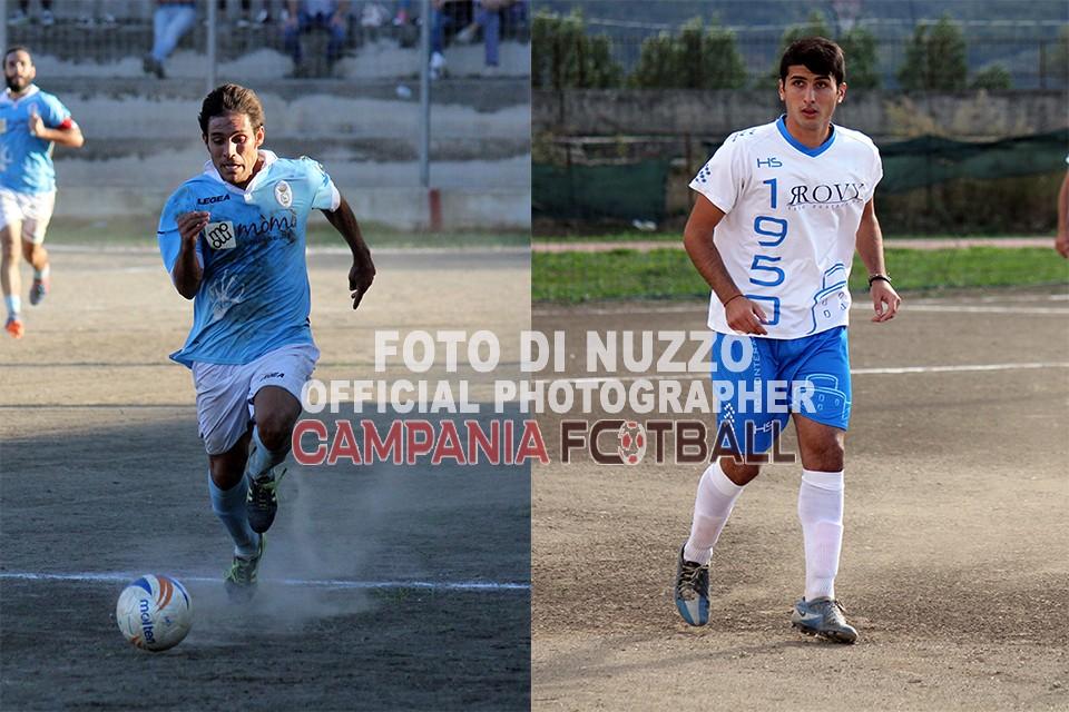 Calciomercato, Cervinara: puntellato il centrocampo con Bovino e Fusco
