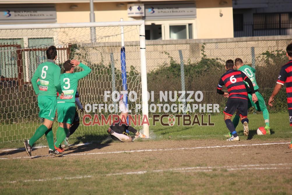 FOTO   Coppa Campania 1ª Categoria: San Nicola 2009-Cellole 0-0