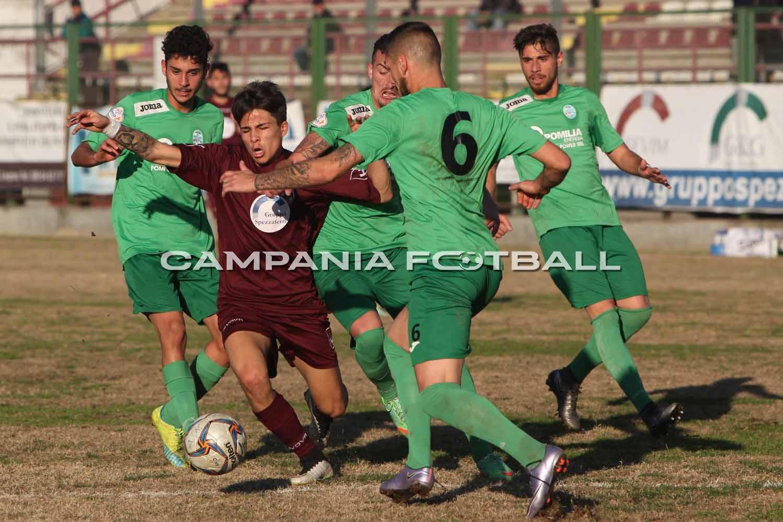 FOTO | Serie D Girone I: Aversa Normanna-Pomigliano 0-0