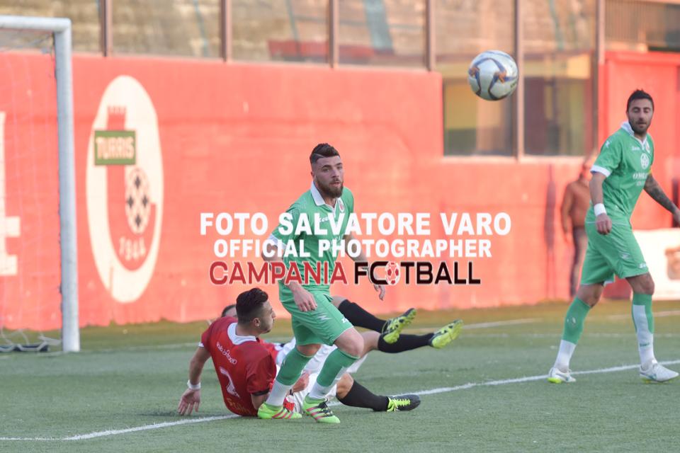 FOTO | Serie D Girone I: Turris – Sicula Leonzio 0-2