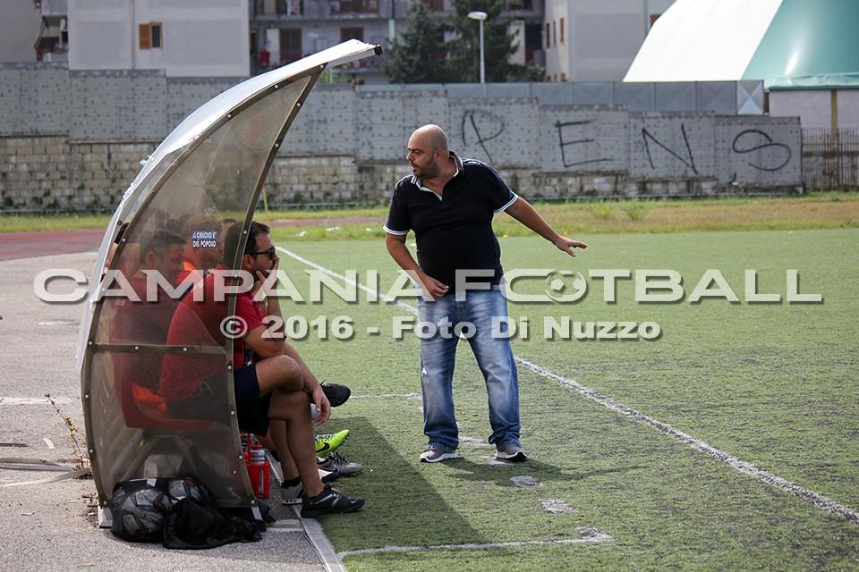 Quartograd: si dimette l'allenatore Amazzini