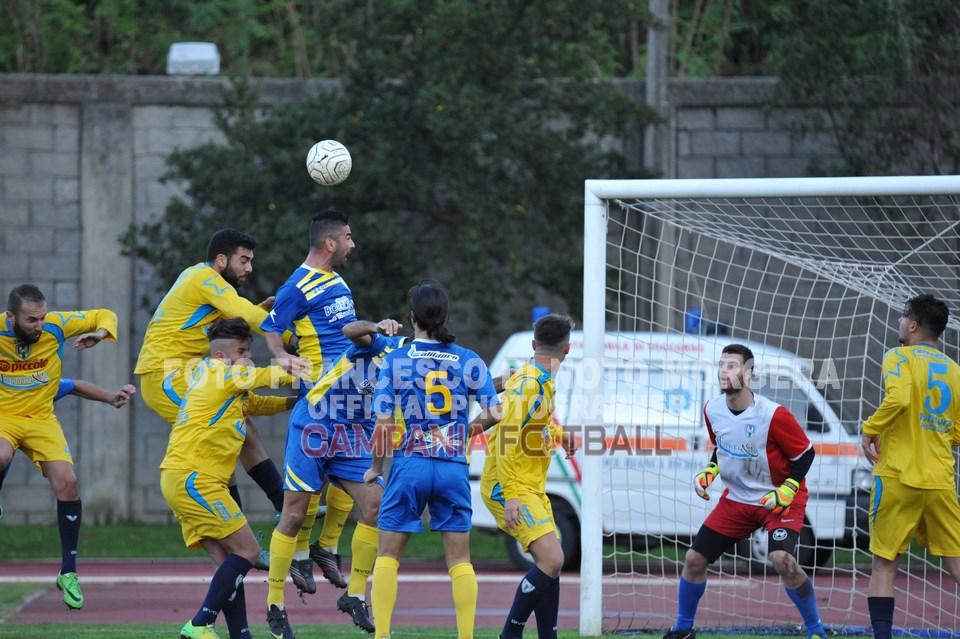 Il punto Promozione girone B: l'Ischia annienta l'Afro e vola al comando, San Giuseppe terzo