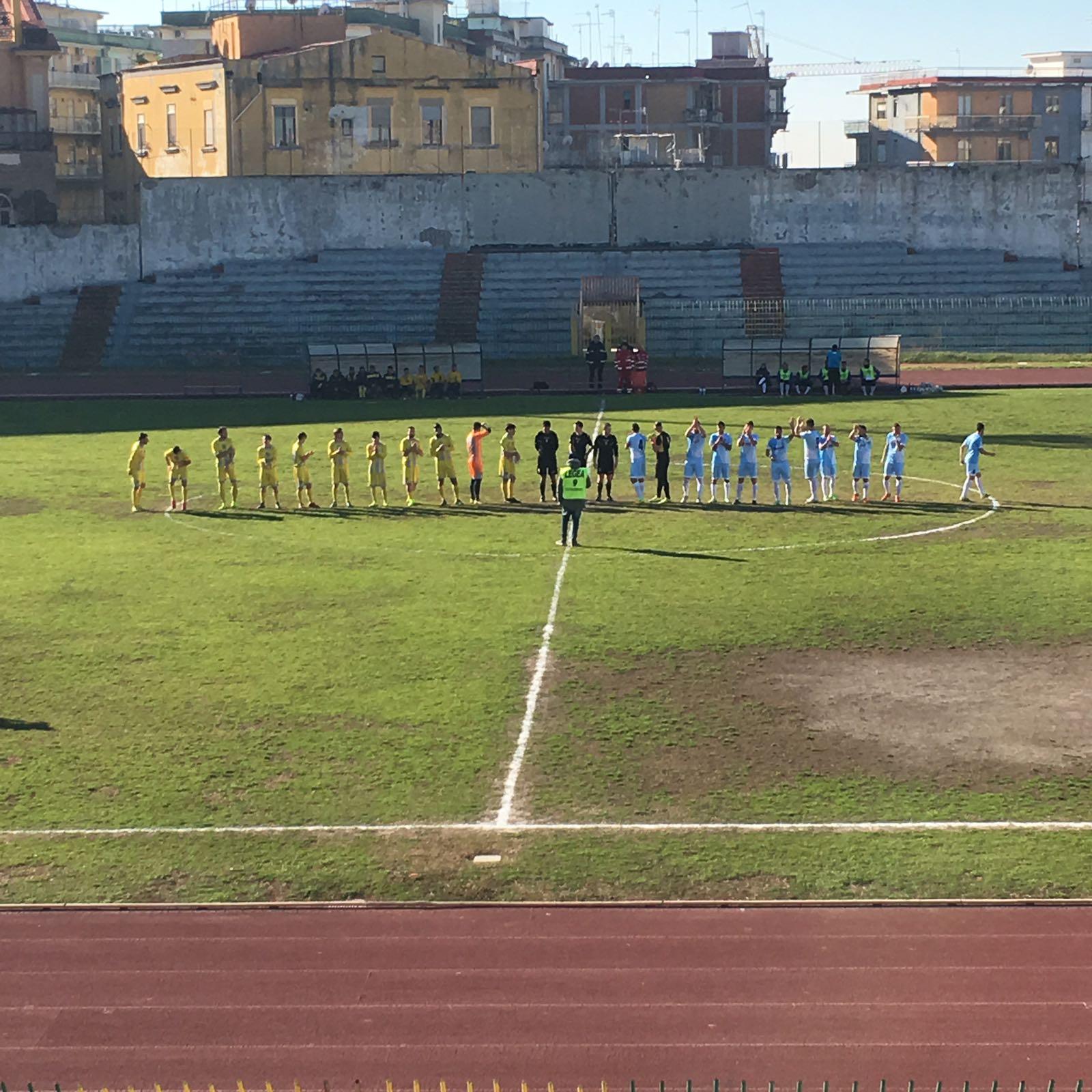 Troppo Portici per la Neapolis, gli azzurri esagerano: 6-0 il finale