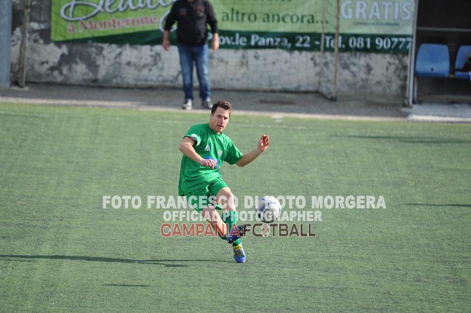 Pazzo Real Forio, Lorenzo Costagliola pareggia al 95 contro il Casalnuovo