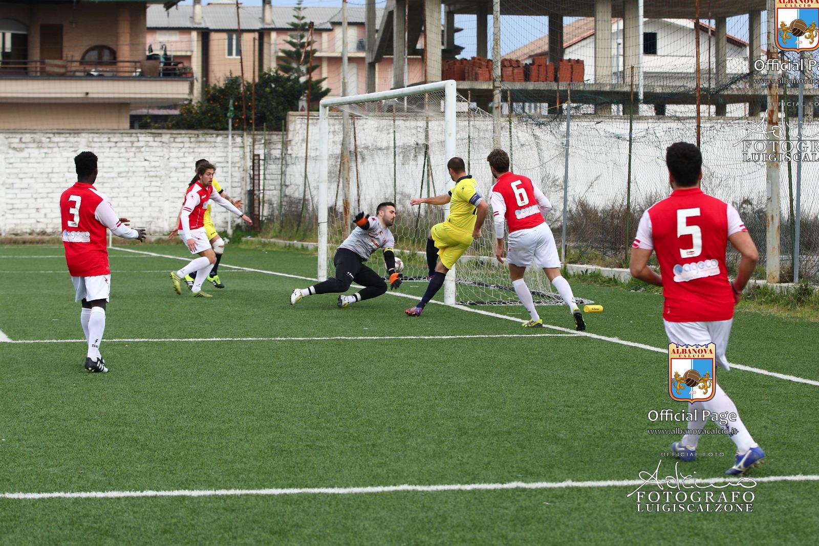 L'Albanova ribalta la Virtus Goti e si impone 3-2