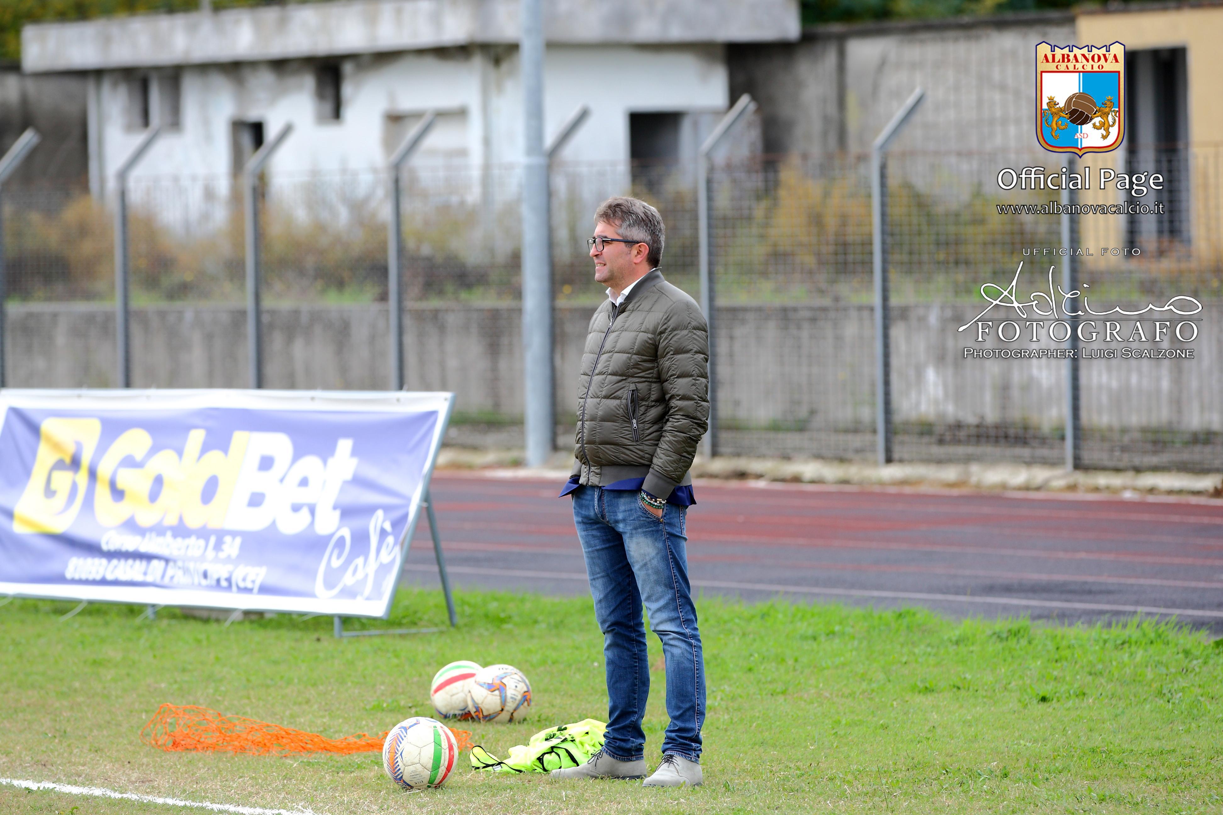 Albanova-Virtus Goti: si gioca a Trentola Ducenta