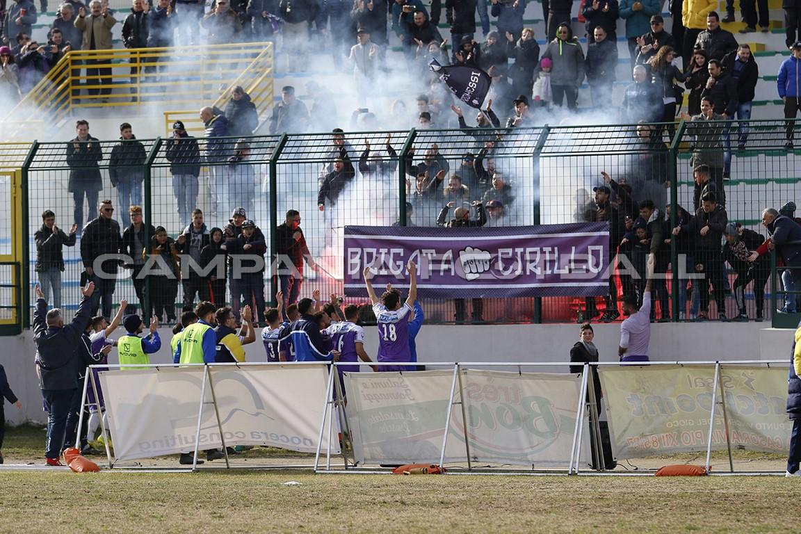 FOTO | Promozione [girone A] | Casoria 1979 2-0 Villa Literno