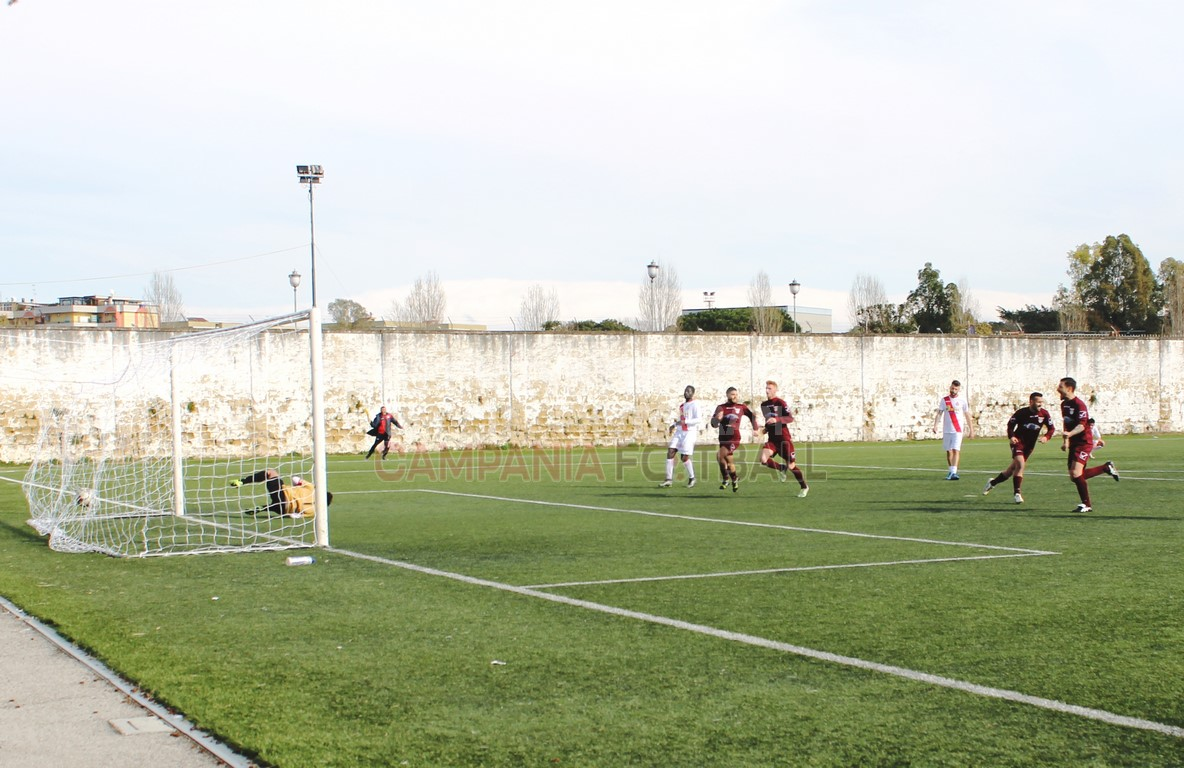 Prima Categoria [girone A] | Comprensorio Casalnuovese 3-3 Real S. Gennarello