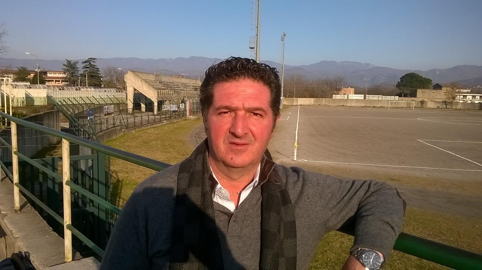 """Real Maceratese, la generosità del vicepresidente Iannotta: """"Mi dispiace per l'atleta infortunato dell'Albanova. A Marcianise siamo alla partenza di un progetto importante"""""""