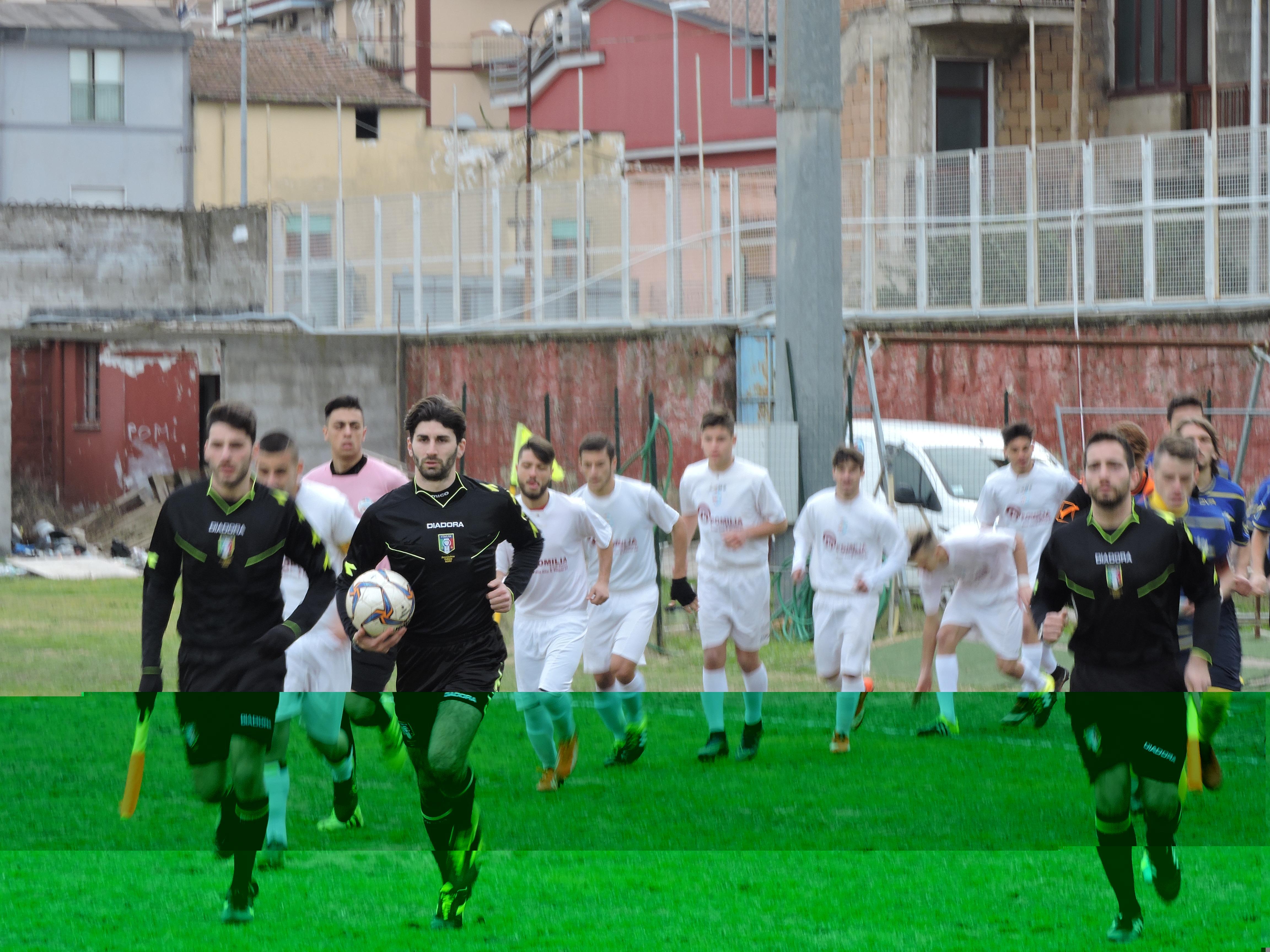Juniores Nazionale: Pomigliano-Gragnano 1-1