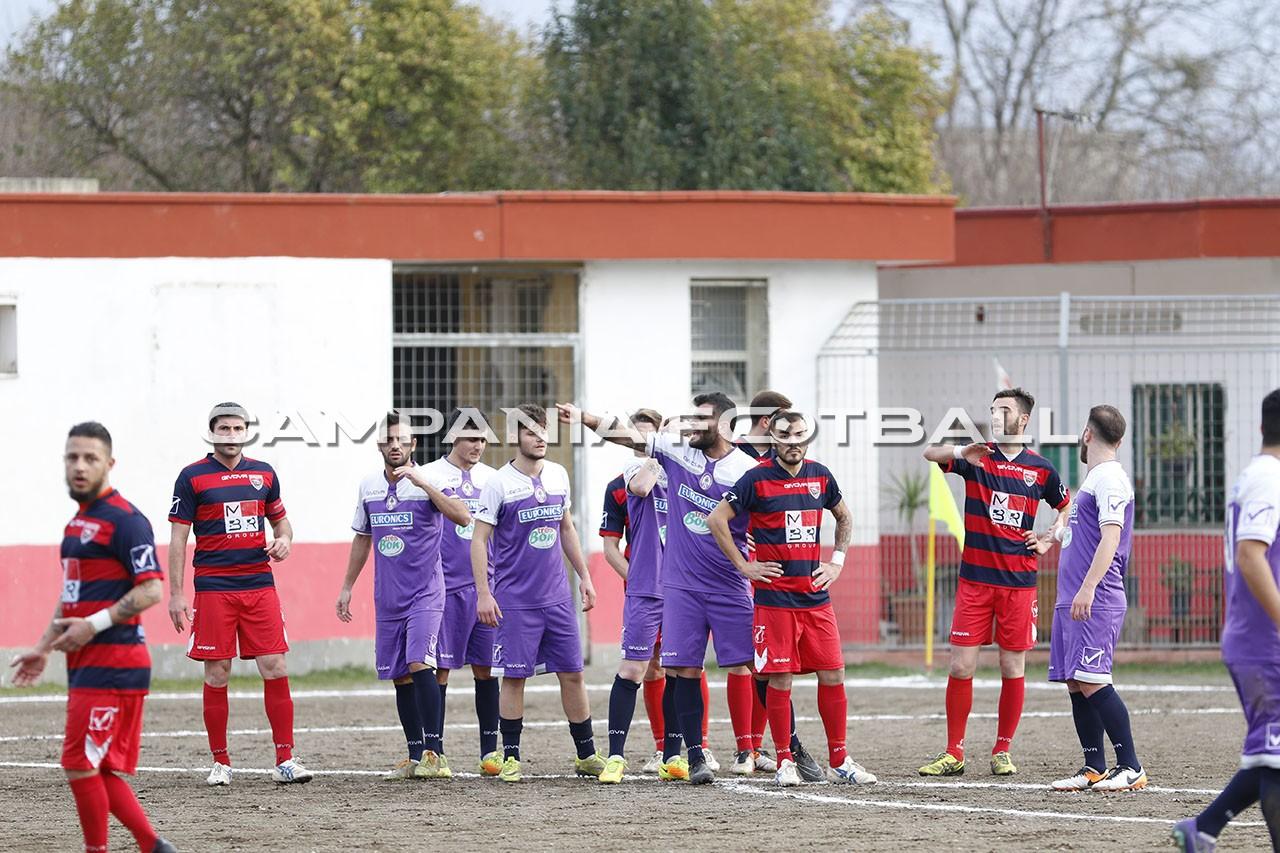 FOTO | Promozione Girone A: Cicciano-Casoria 1-1