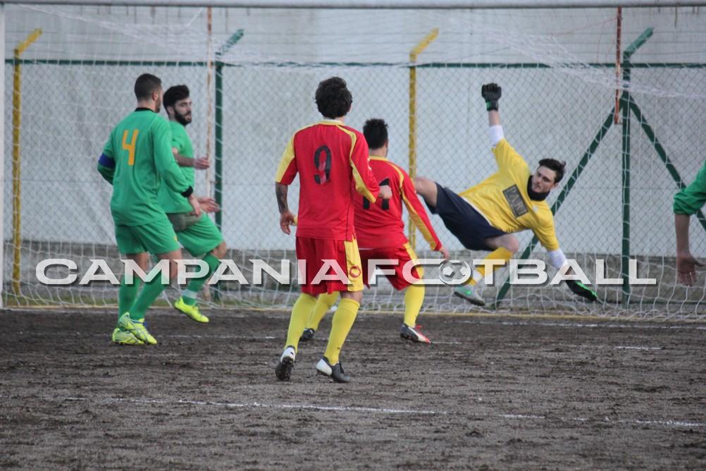 FOTO | Coppa Campania 2ª Categoria: Airola-Castelpoto
