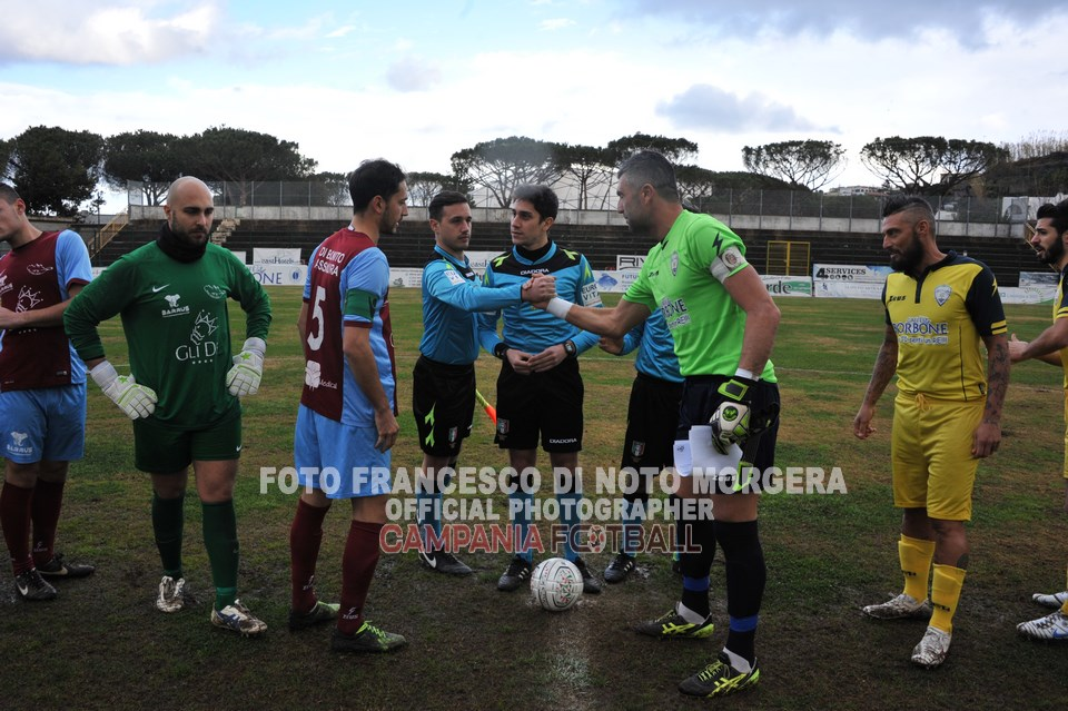 Anticipi Promozione girone B: Puteolana colpaccio sul campo dello Stasia