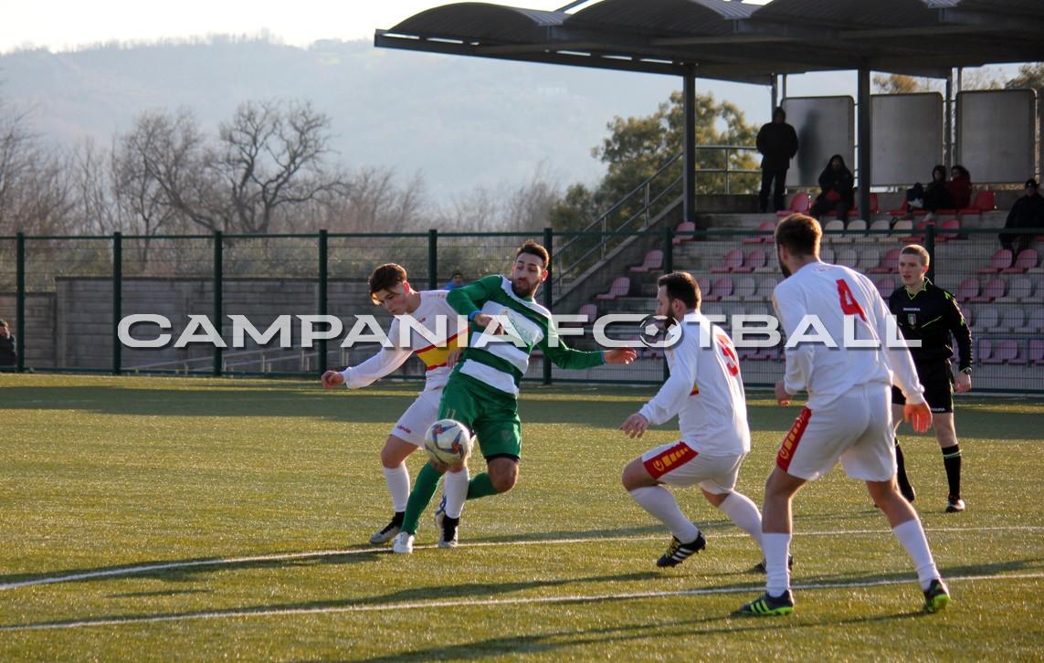 FOTO   Prima Categoria Girone B: Pol. Volturno-Capua 1-0