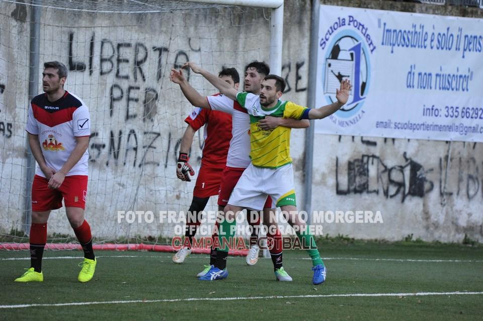 FOTO | Prima Categoria Girone E: Lacco Ameno-San Pietro Napoli 1-2