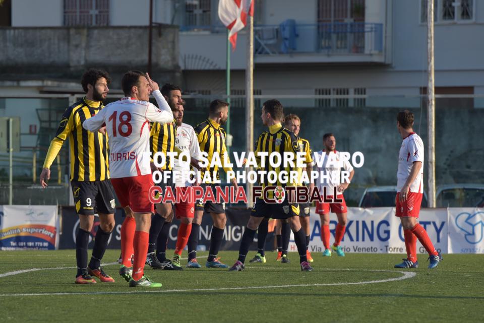 FOTO | Serie D Girone I: Turris-Gragnano 1-1