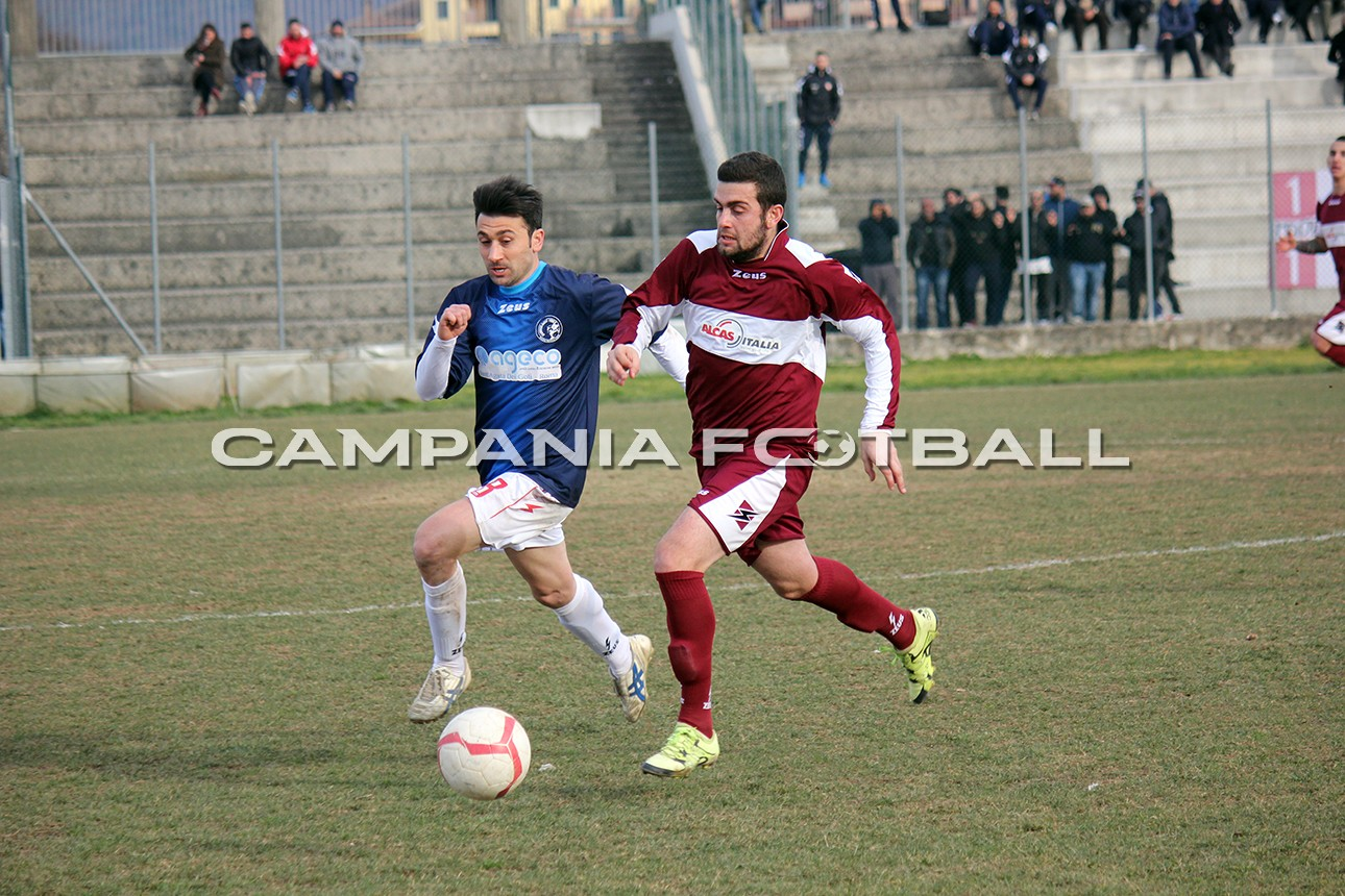Recuperi Promozione girone A: la Maddalonese all'arrembaggio del Villa Literno