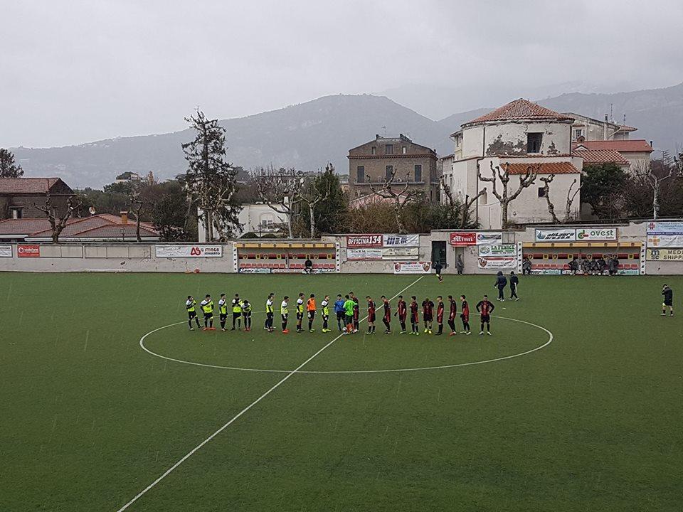 Juniores Regionale: Sorrento e San Giorgio volano in finale