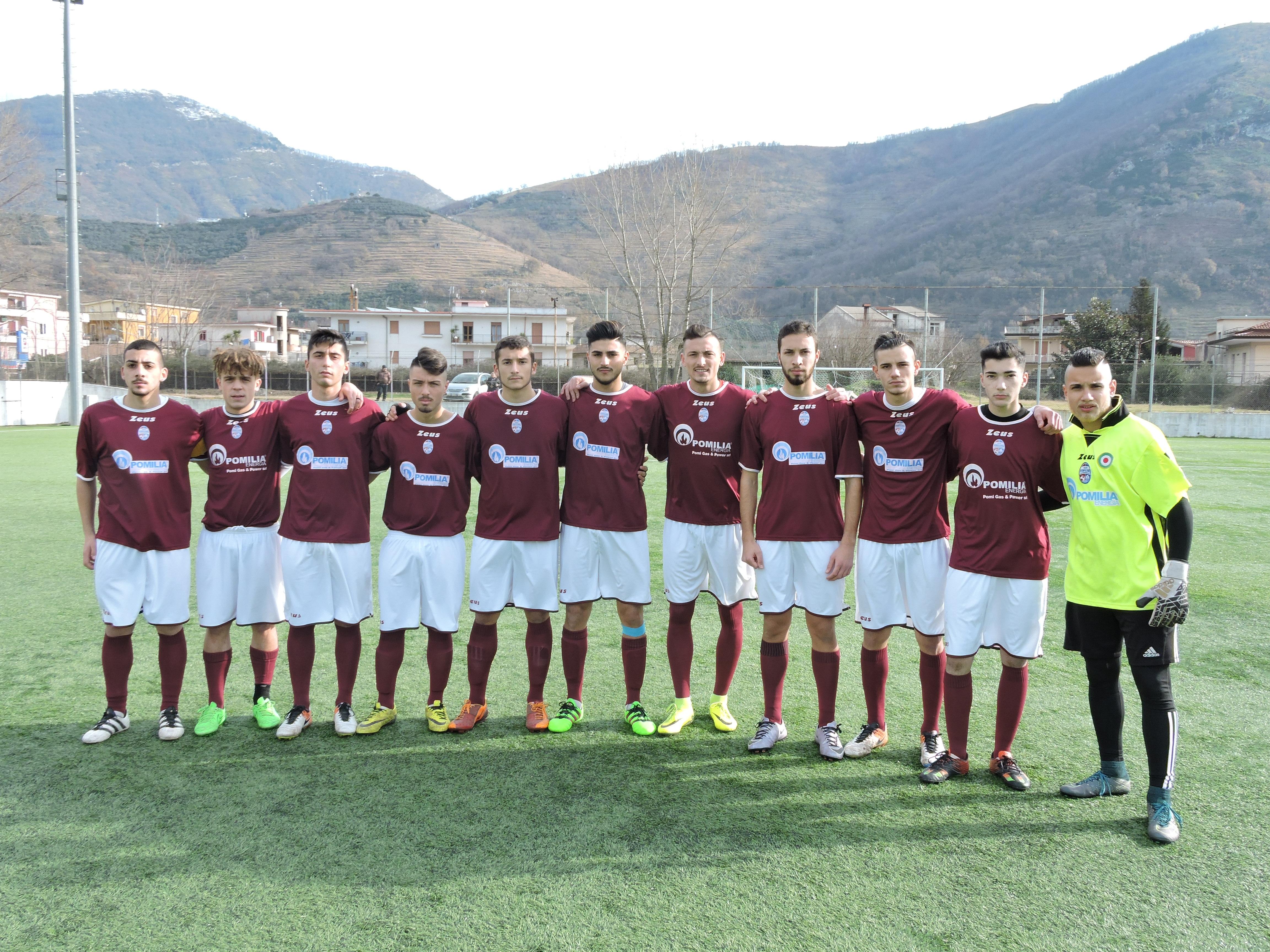 Juniores Nazionale: Nocerina-Pomigliano 3-0