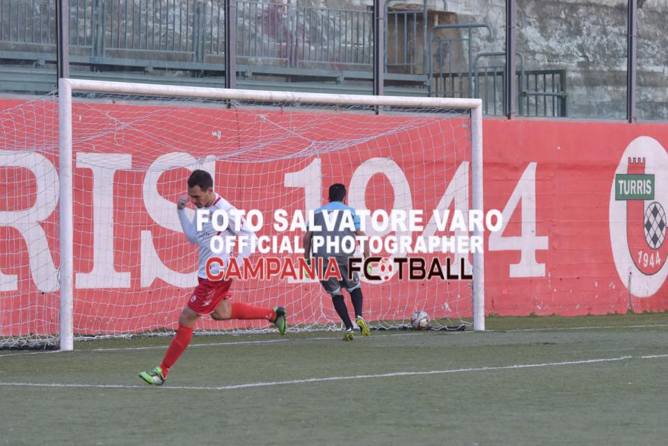 Serie D Girone I: finisce in pareggio il derby Turris-Gragnano