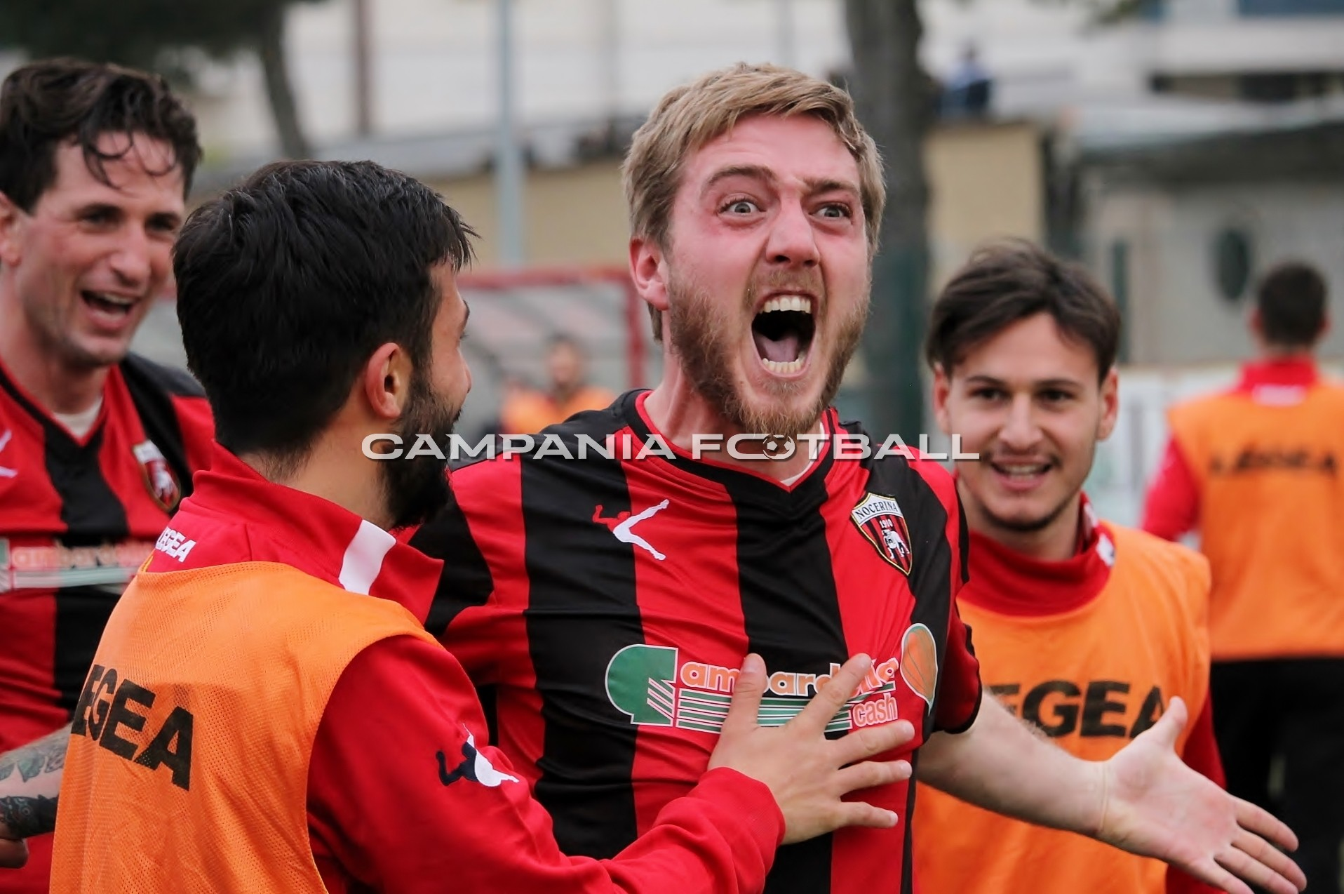 FOTO | Serie D Girone H: San Severo-Nocerina 0-1