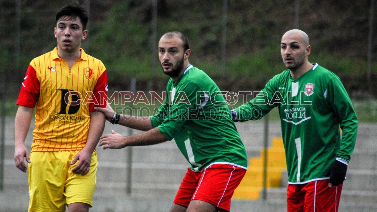 Il Punto Prima Categoria girone F: lo Sporting Pontecagnano vola in testa, il Tramonti batte il cinque, scossa Olympic Salerno sul gong