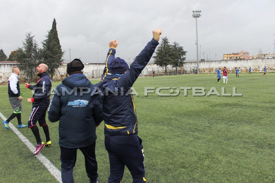 FOTO   1° Categoria Campania [girone A]   Comprensorio Casalnuovese 1-0 Real Qualiano