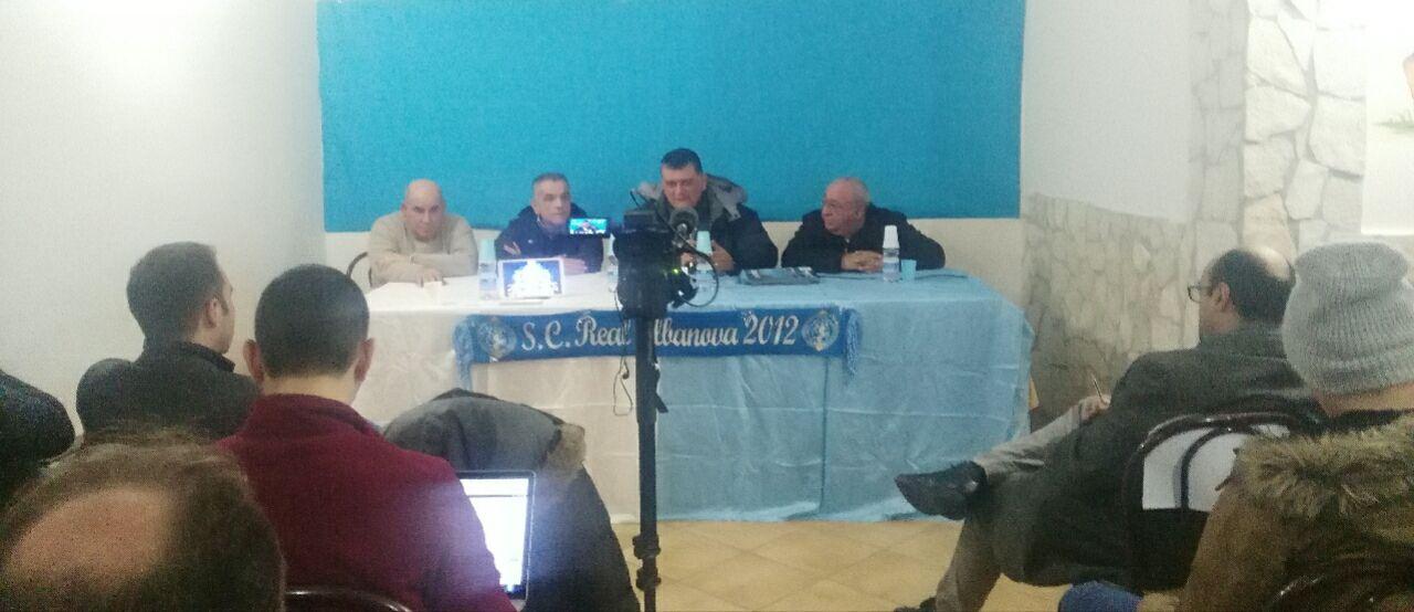 Eccellenza, Girone A: Parla il Presidente Corvino sull'impianto