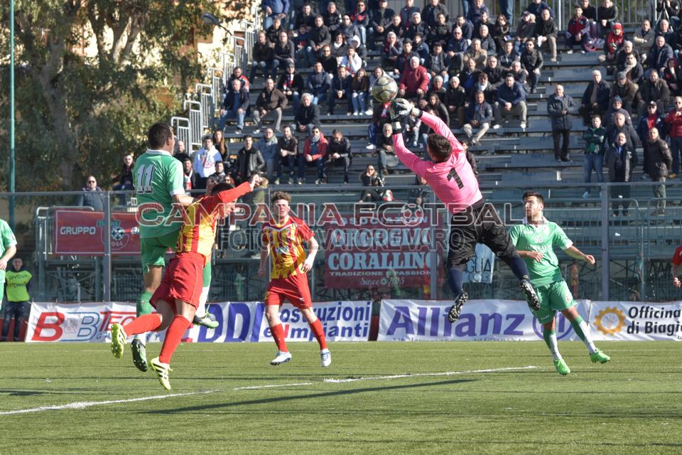 FOTO | Serie D Girone I: Turris-Sersale 4-1