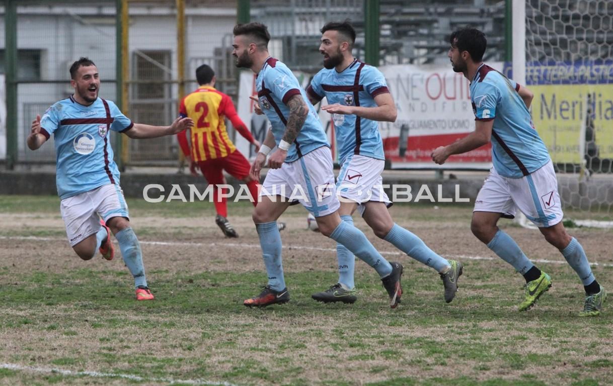 FOTO | Serie D Girone I: Aversa Normanna – Sersale 1-0