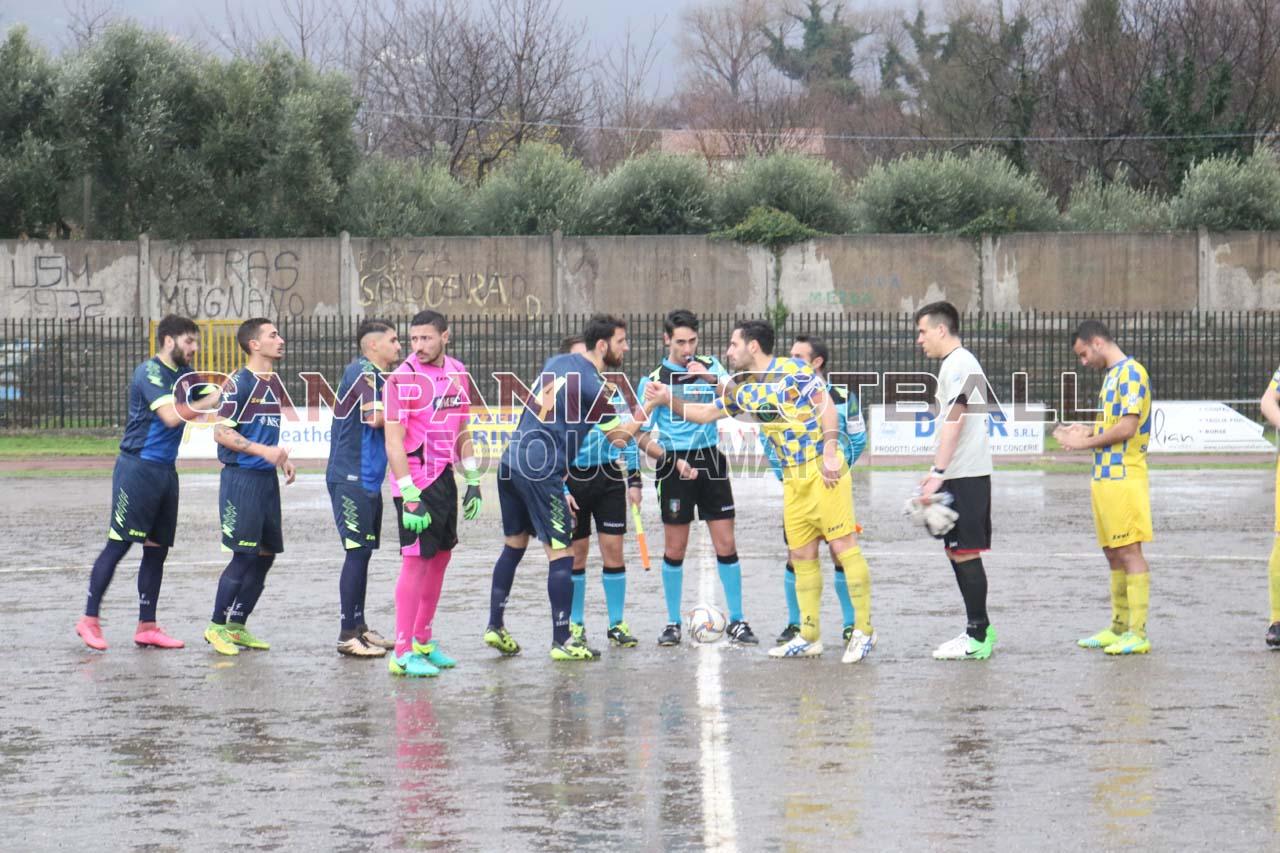 FOTO | Eccellenza Girone B: Solofra-Fc Sant'Agnello 2-2