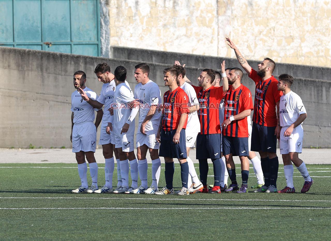 FOTO | Il derby Casalnuovo – Afragolese 1-2