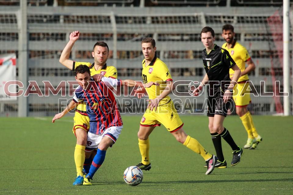 FOTO | Eccellenza Girone B: Sorrento-Valdiano 1-0